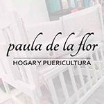 paula de la flor, hogar y puericultura